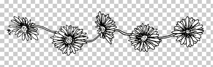 Drawing common png art. Daisy clipart daisy chain