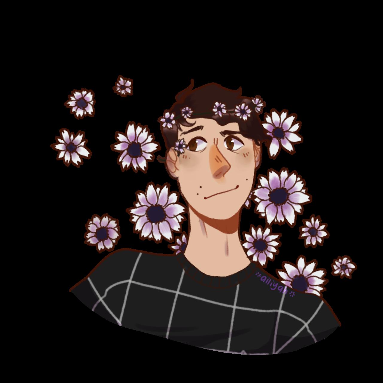Crown daisies . Daisy clipart grunge tumblr