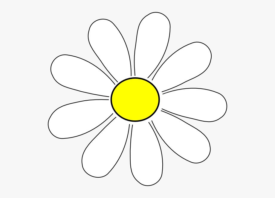 Daisy clipart margarita flower, Daisy margarita flower ...