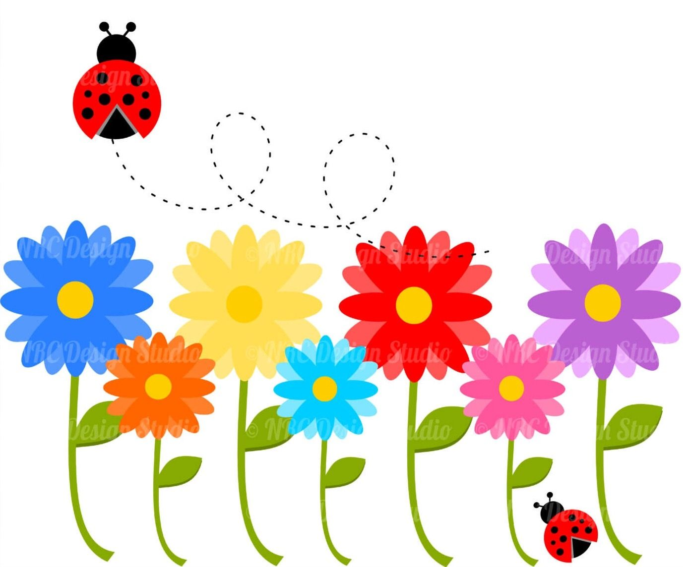Pin by huviline on. Daisy clipart springtime flower