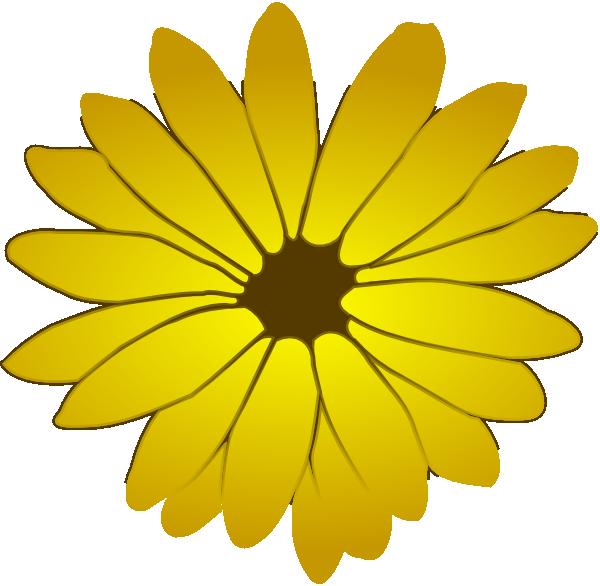 Daisy clipart svg. Flower dandelion clip art