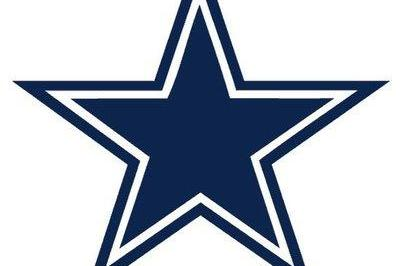 Dallas cowboys clipart. Fire quarterback and secondary