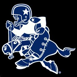 Dallas cowboys clipart alternate. Logo sports history