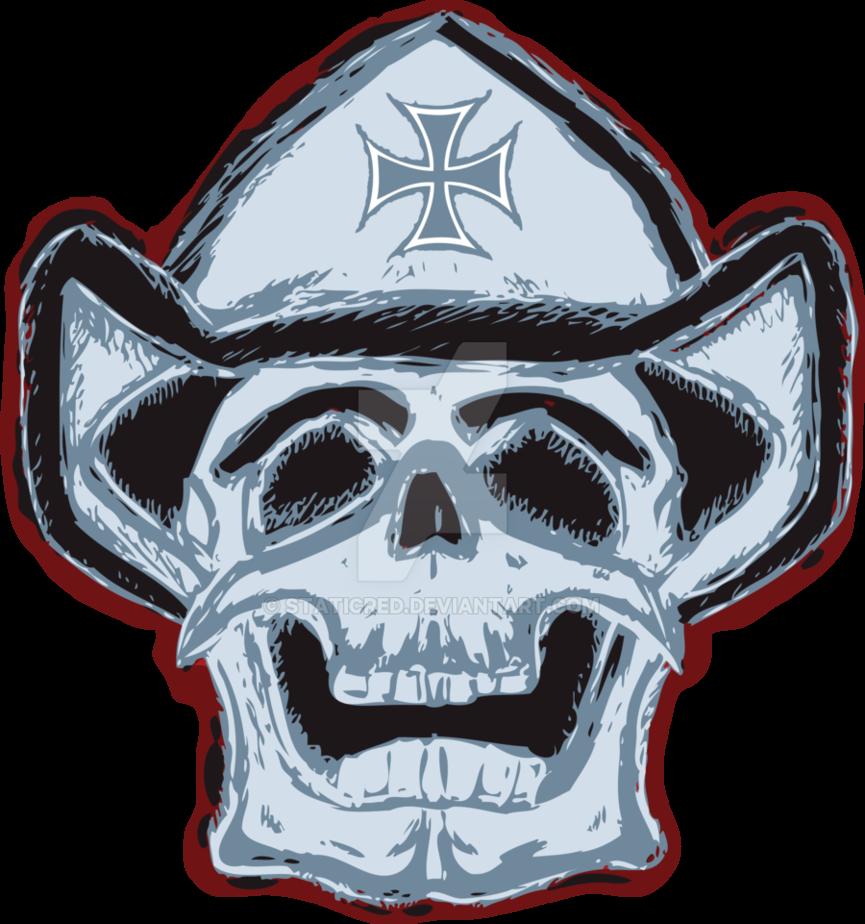 Cowboy skull drawing at. Dallas cowboys clipart bandanas