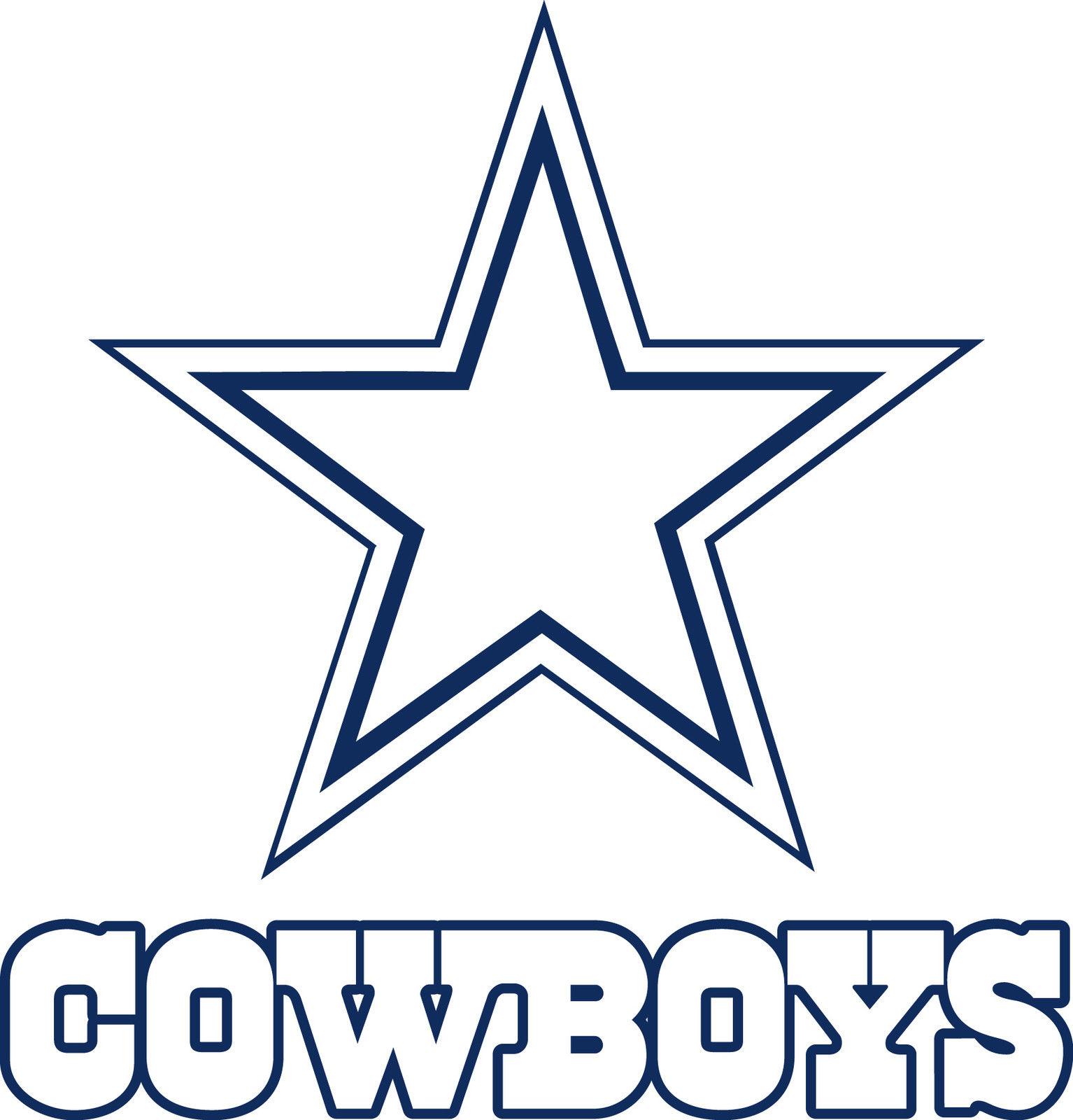 Dallas cowboys clipart clip art.  clipartlook
