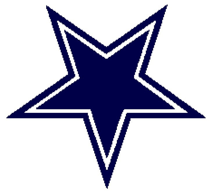 logo clipartlook. Dallas cowboys clipart clip art