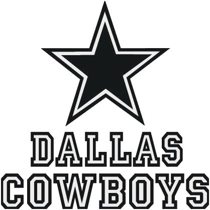 Free clip art carwad. Dallas cowboys clipart cute