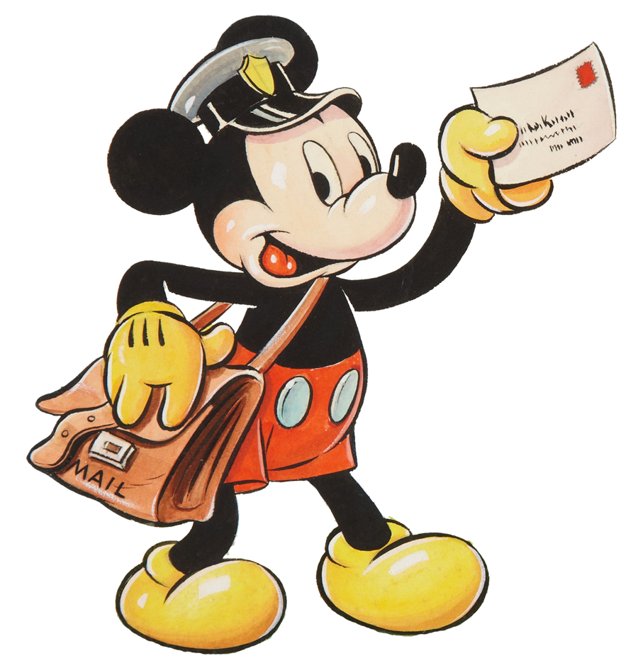 Mail clipart mail delivery. Dallas cowboys turkey disney