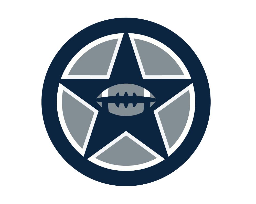 Dallas cowboys clipart emblem, Dallas cowboys emblem ...