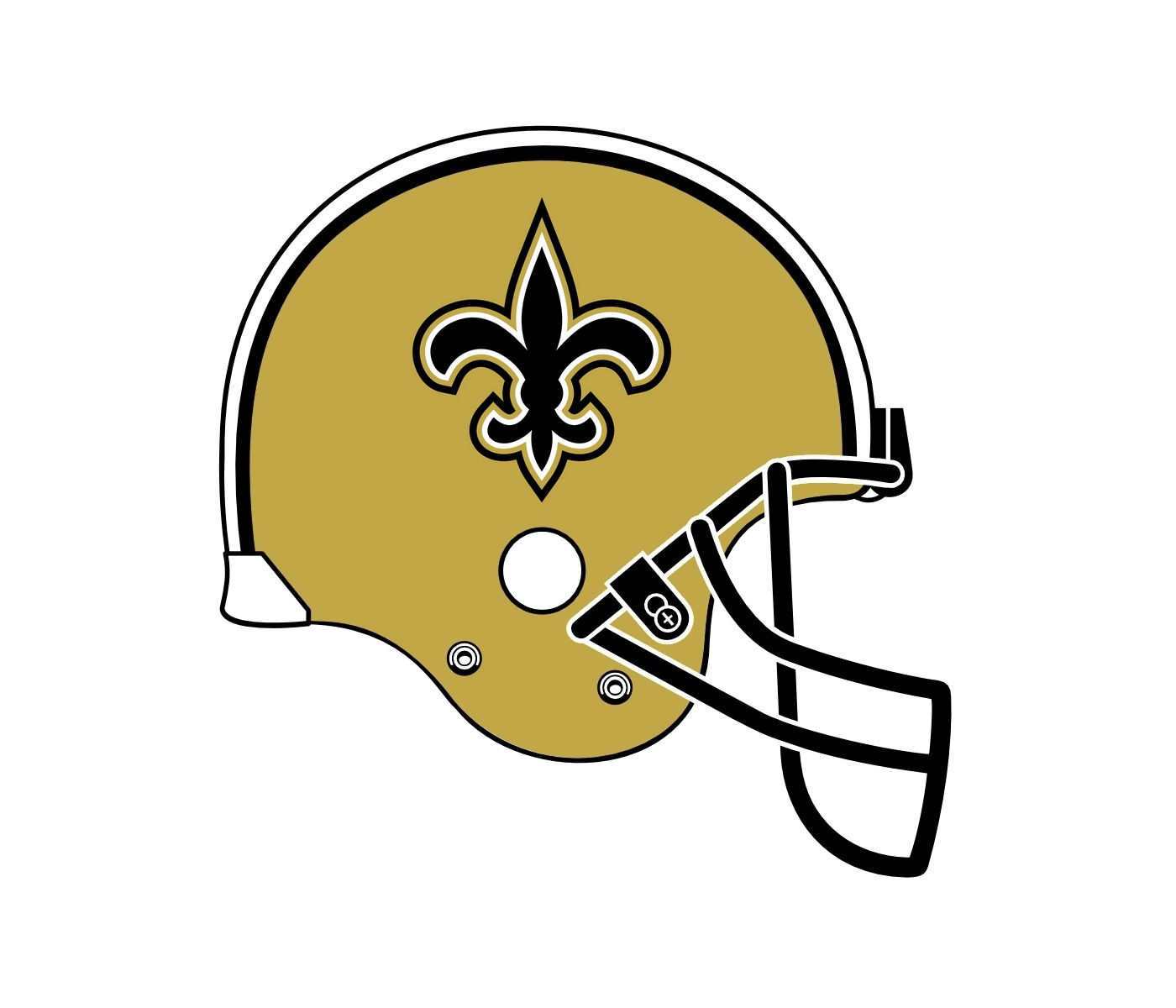Clipart free on dumielauxepices. Saints helmet png