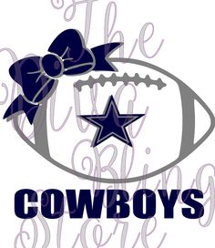 best images in. Dallas cowboys clipart girly