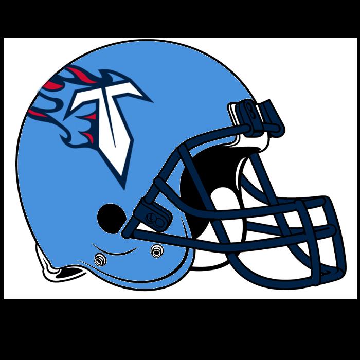 Tennessee titans logo proposal. Dallas cowboys clipart helment