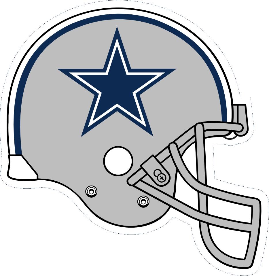 Mofleagues com home of. Dallas cowboys clipart helment