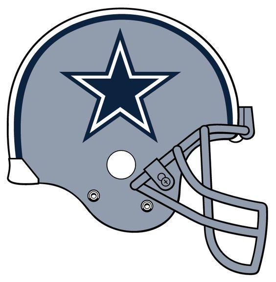 Dallas cowboys clipart helment. Cowboy helmet images sports