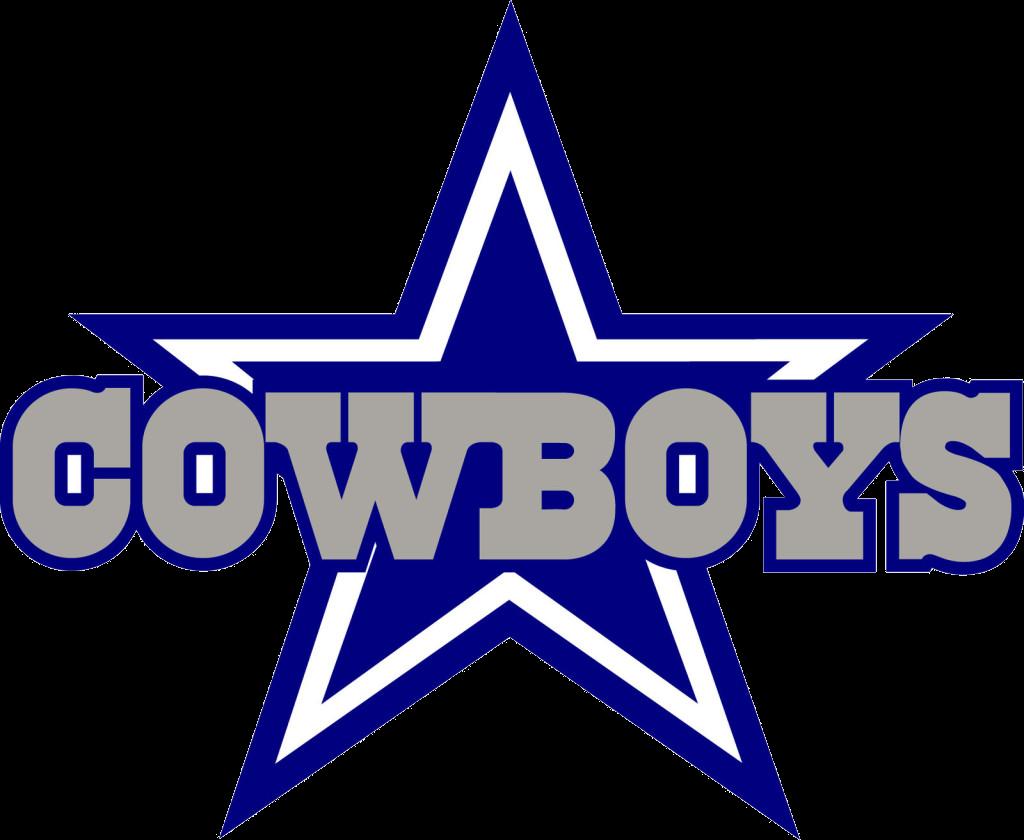 Dallas cowboys clipart large. Free football cowboy cliparts