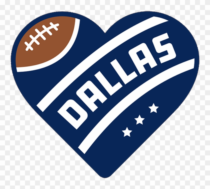 Big football free . Dallas cowboys clipart logi