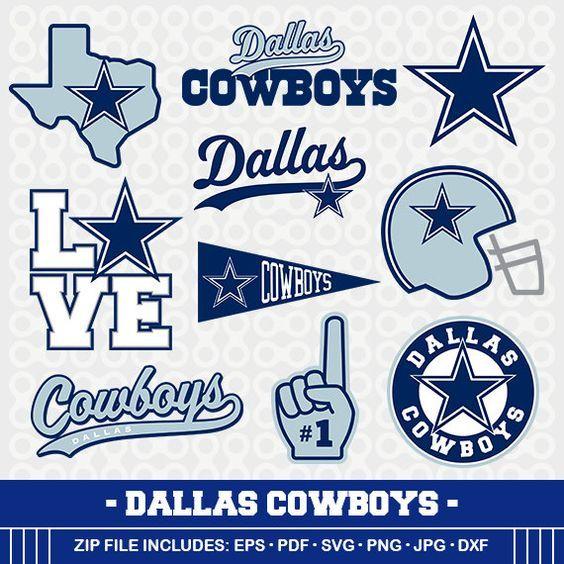 Pin on football . Dallas cowboys clipart pdf