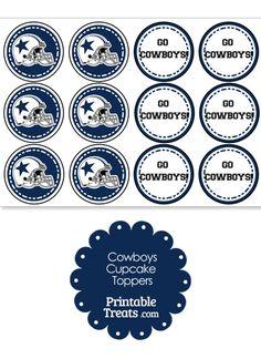 best printables images. Dallas cowboys clipart printouts