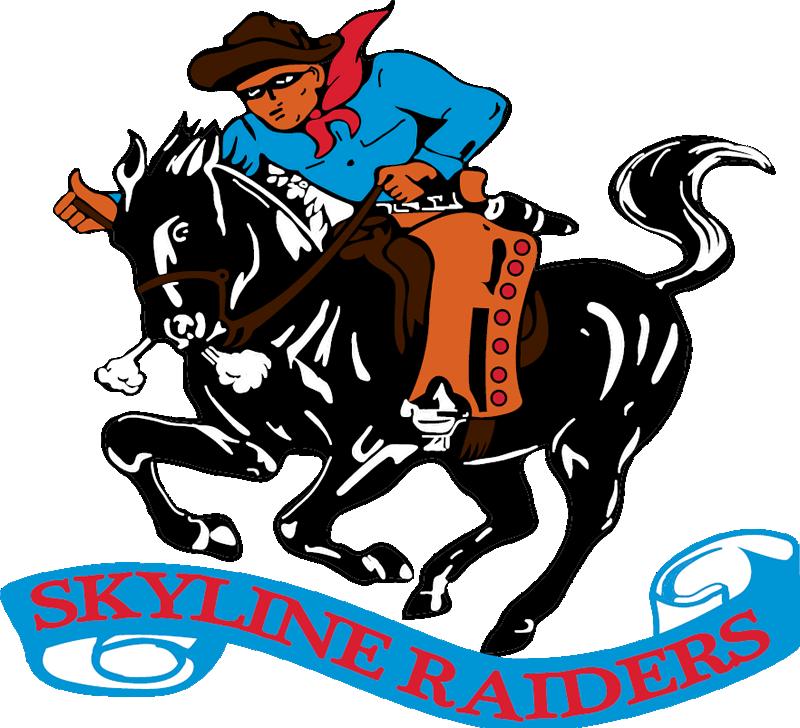 Dallas cowboys clipart rodeo. Skyline team home raiders