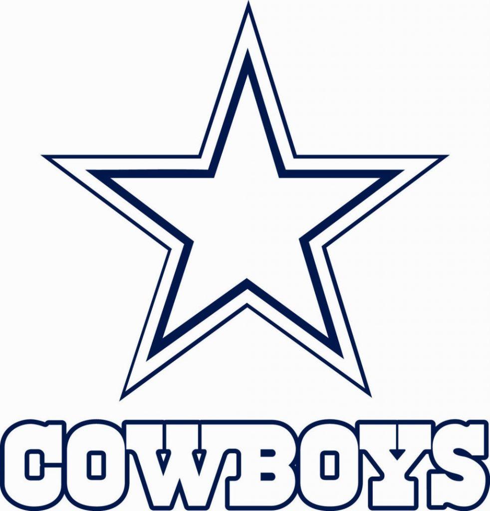 Dallas cowboys clipart sheet. Logo drawing free download