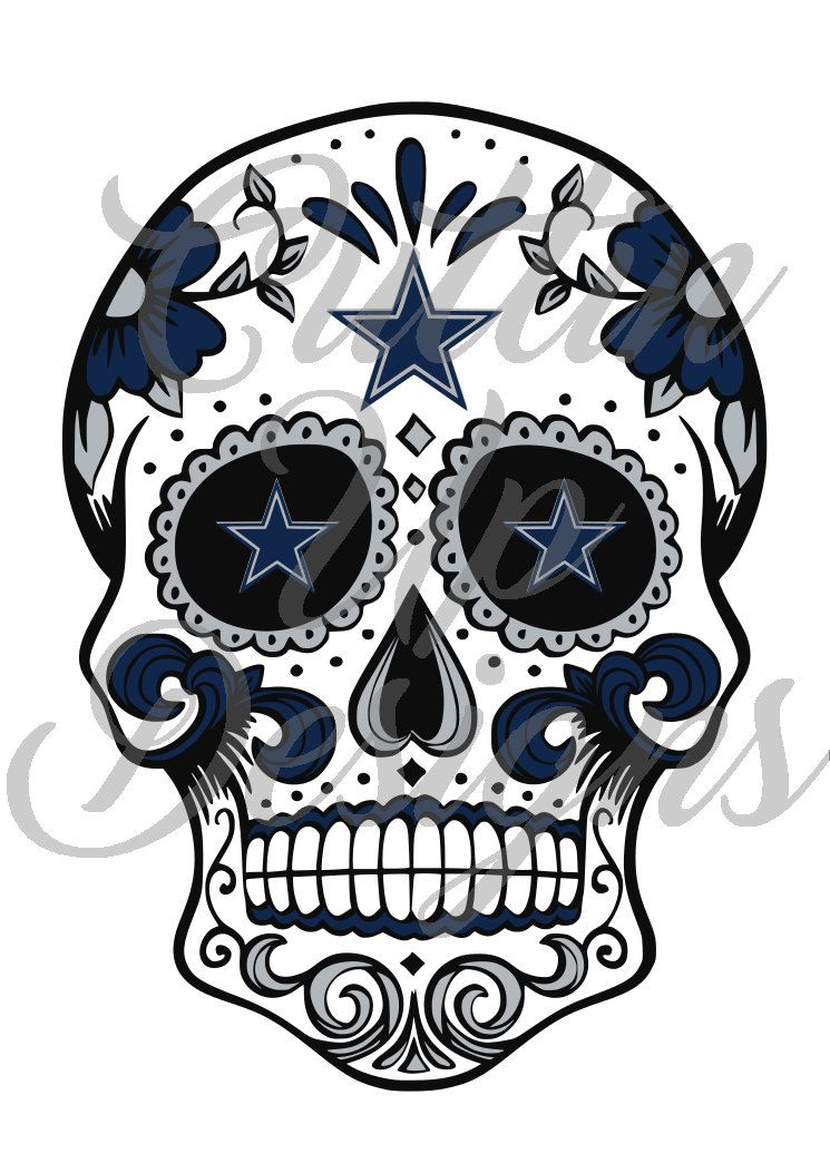 Dallas Cowboys Clipart Skull Dallas Cowboys Skull Transparent Free For Download On Webstockreview 2020