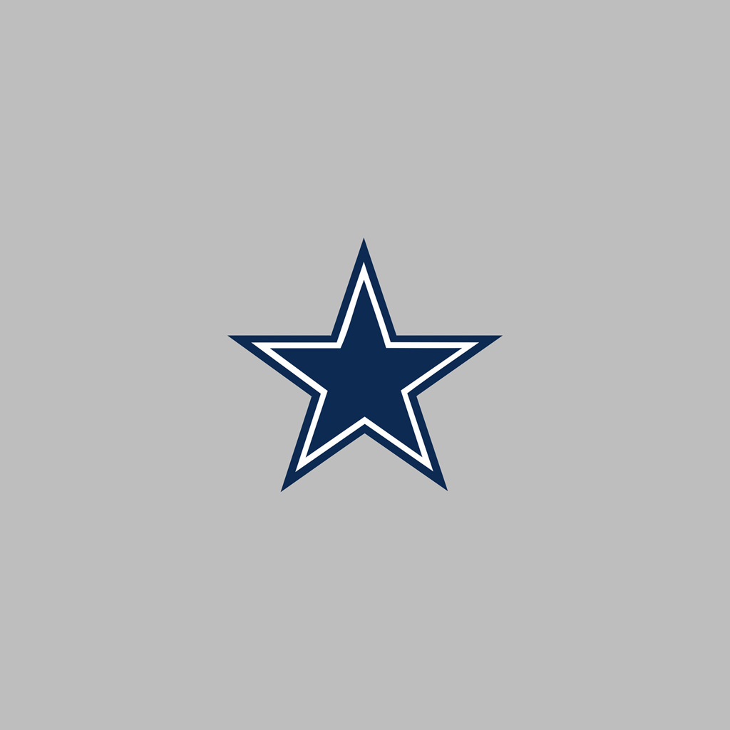 Team logo ipad wallpapers. Dallas cowboys clipart small