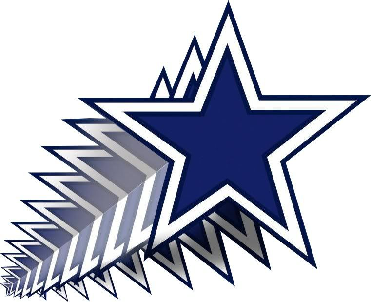 awesome cowboy football. Dallas cowboys clipart sparkle