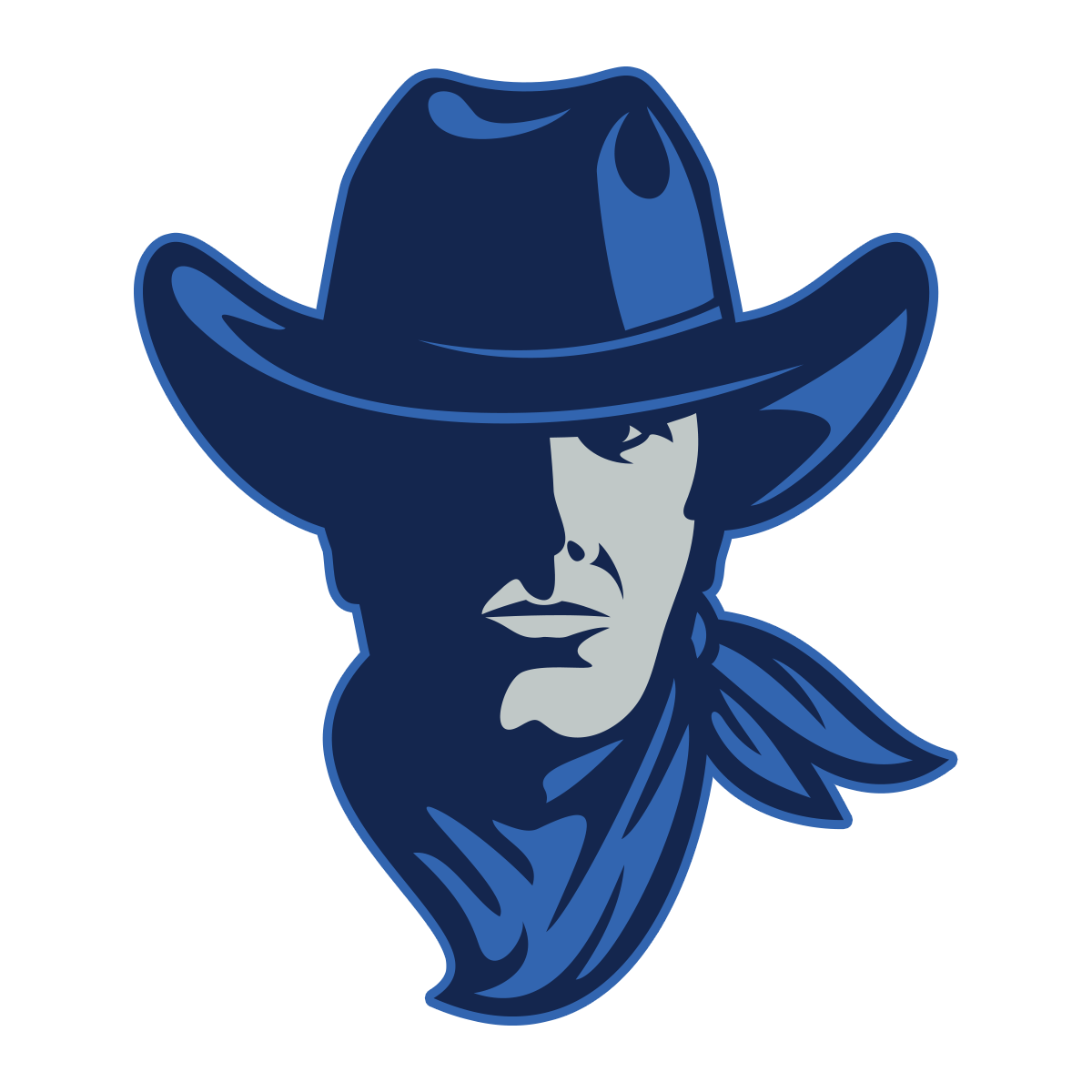 Dallas cowboys clipart stetson. Cowboy pic group wire