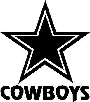 Dallas cowboys clipart template. Stencil flourishes and vinyl