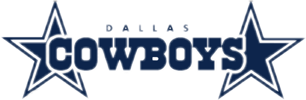 Popular and trending nation. Dallas cowboys clipart text