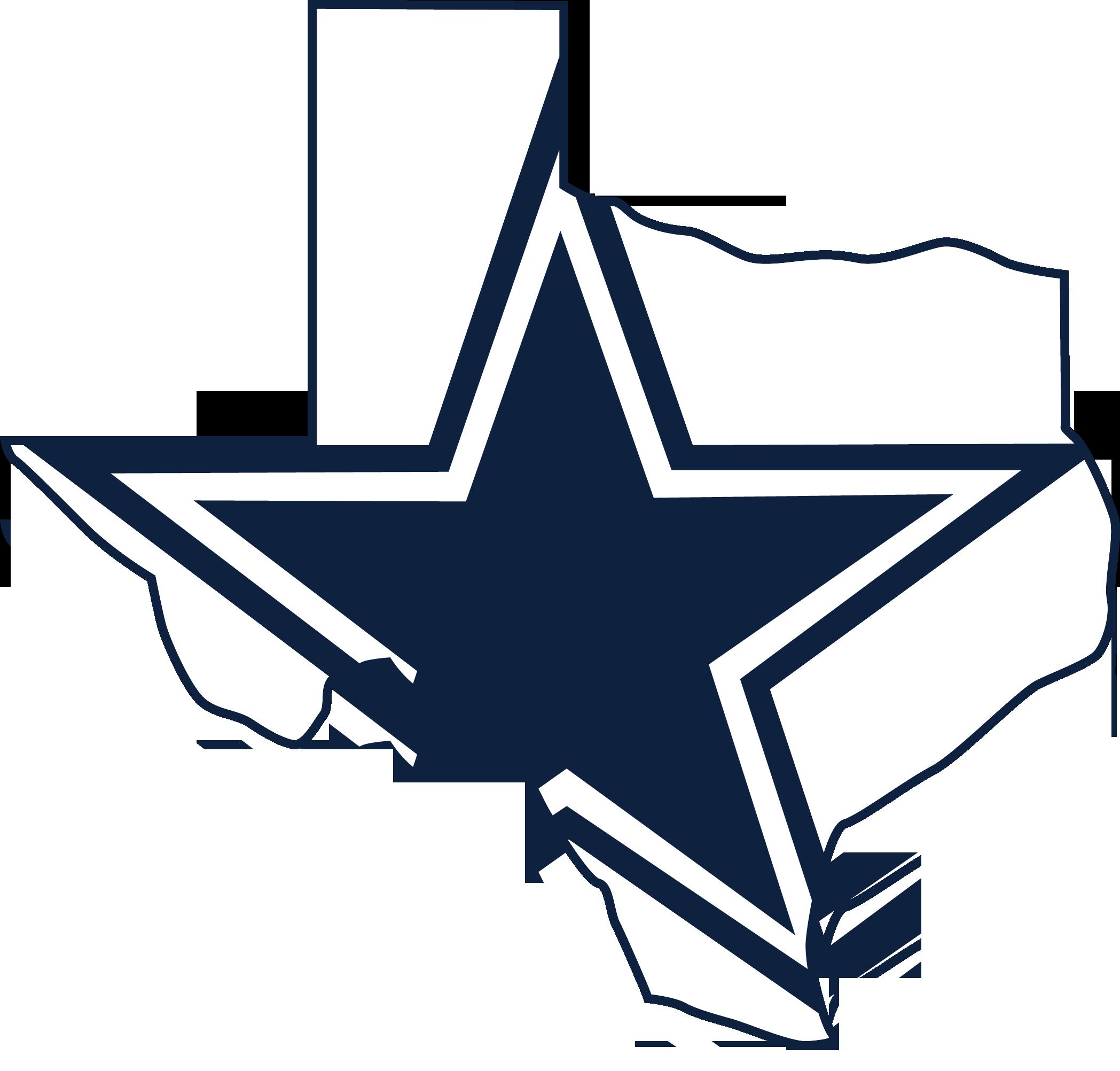 Pin by brandon thompson. Dallas cowboys clipart yeti