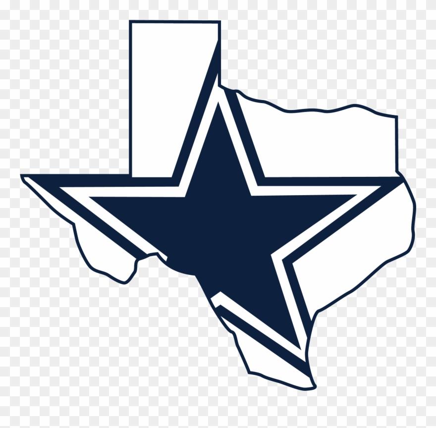 Black . Dallas cowboys clipart yeti