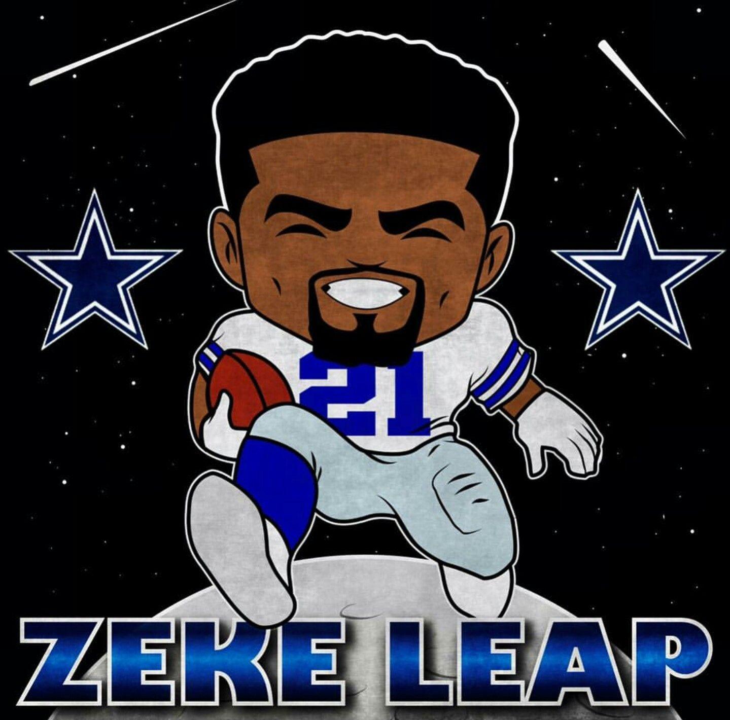 Dallas cowboys clipart zeke. The freak america s