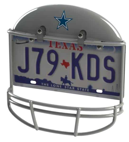 Frame your game . Dallas cowboys helmet png