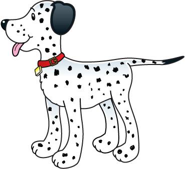 . Dalmatian clipart