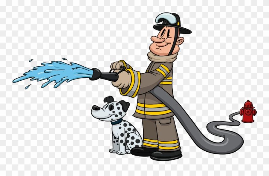 Dog cartoon dalmatians and. Dalmatian clipart firefighter
