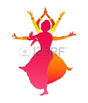 Hinduism symbol colorful classic. Dance clipart bollywood dance