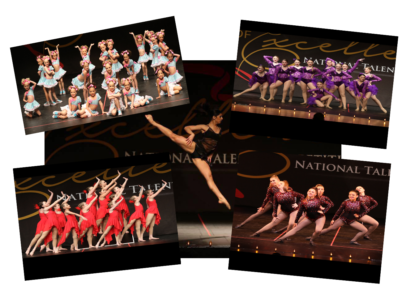 Mark of excellence tradition. Dance clipart creative dance