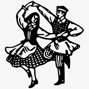 Dance clipart cultural dance. Belarus couple culture dancer