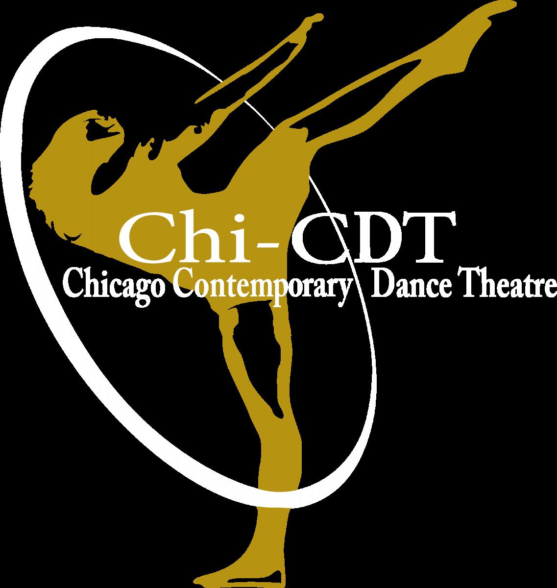Dancer clipart contemporary dance. Chicago theatre logo