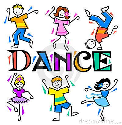 Dance clipart school dance.  kids dancing clip