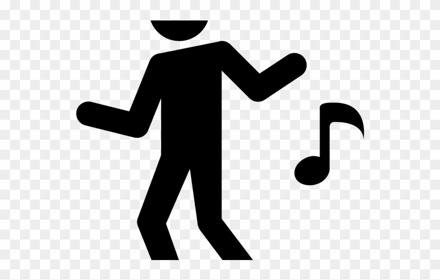Dancing icon png download. Dance clipart solo dance