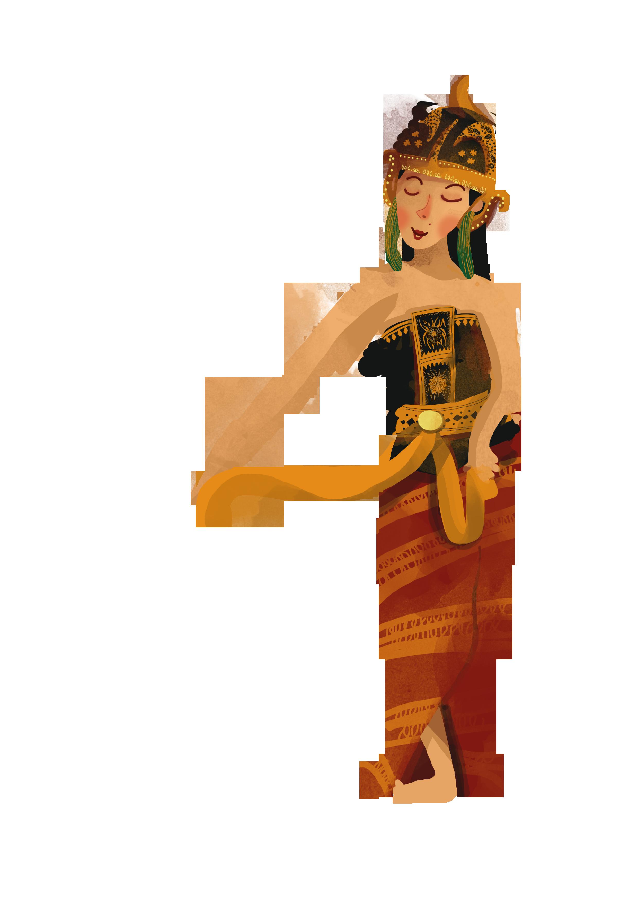 Treasure numerics on behance. Dance clipart traditional dance