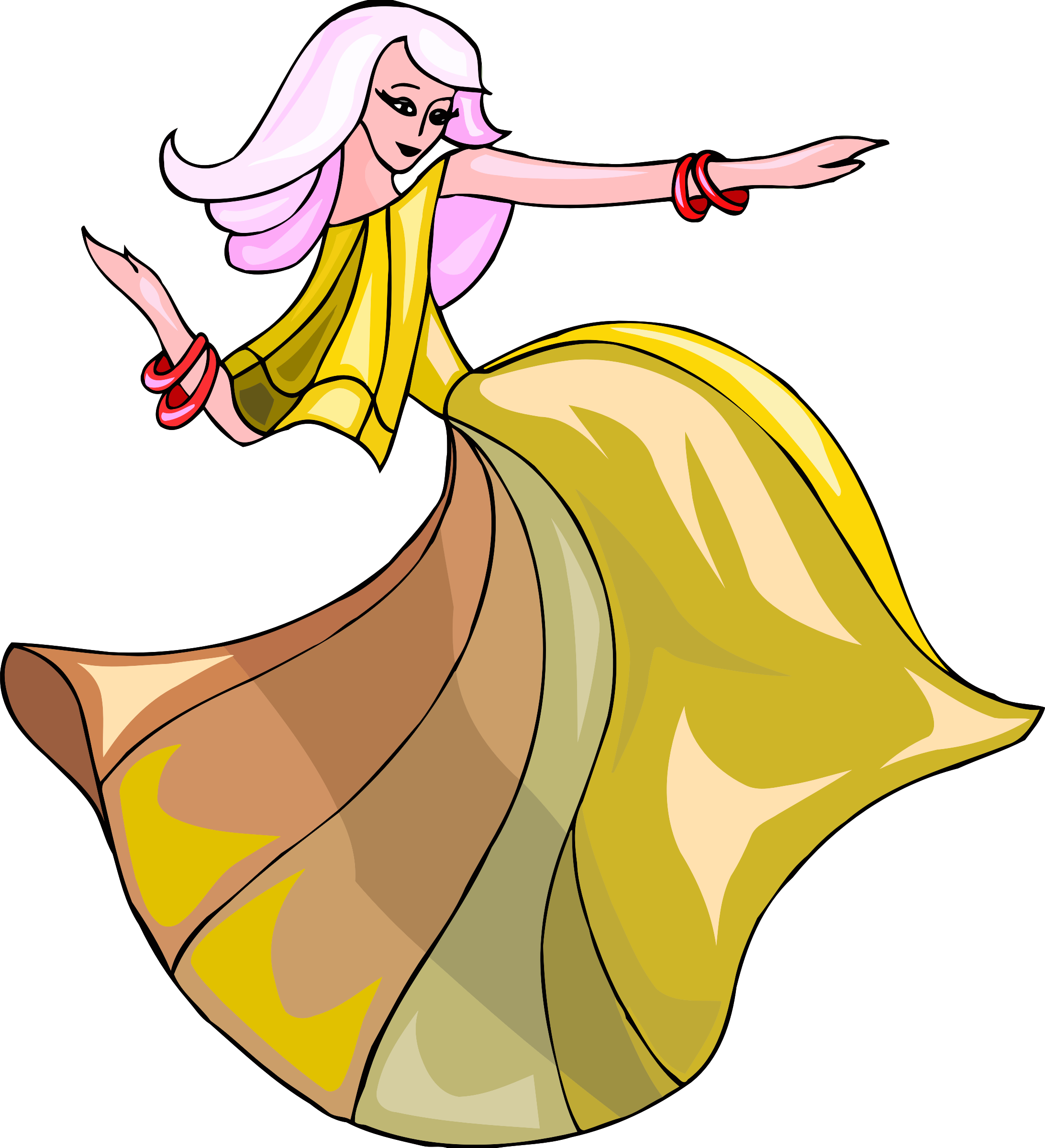 Dancer clipart abstract. Big image png
