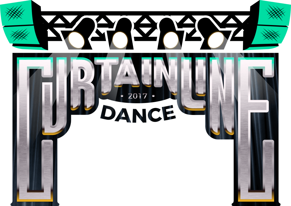 Curtainline about us created. Dancing clipart dance competition