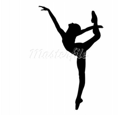 Free download clip art. Dancer clipart dancer outline