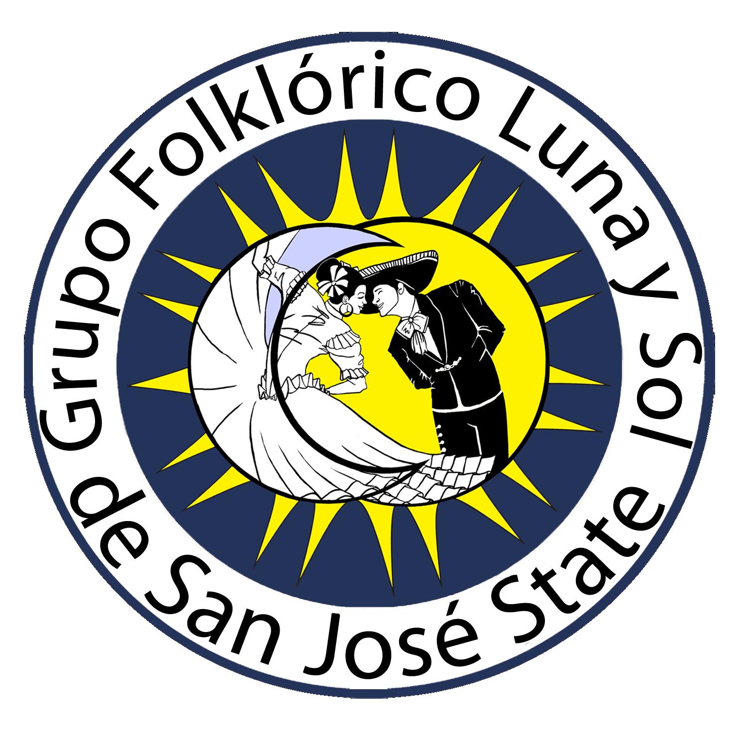 Mexican clipart folklorico. Grupo luna y sol