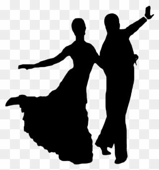 Dancer clipart object. Free png ballroom dancing