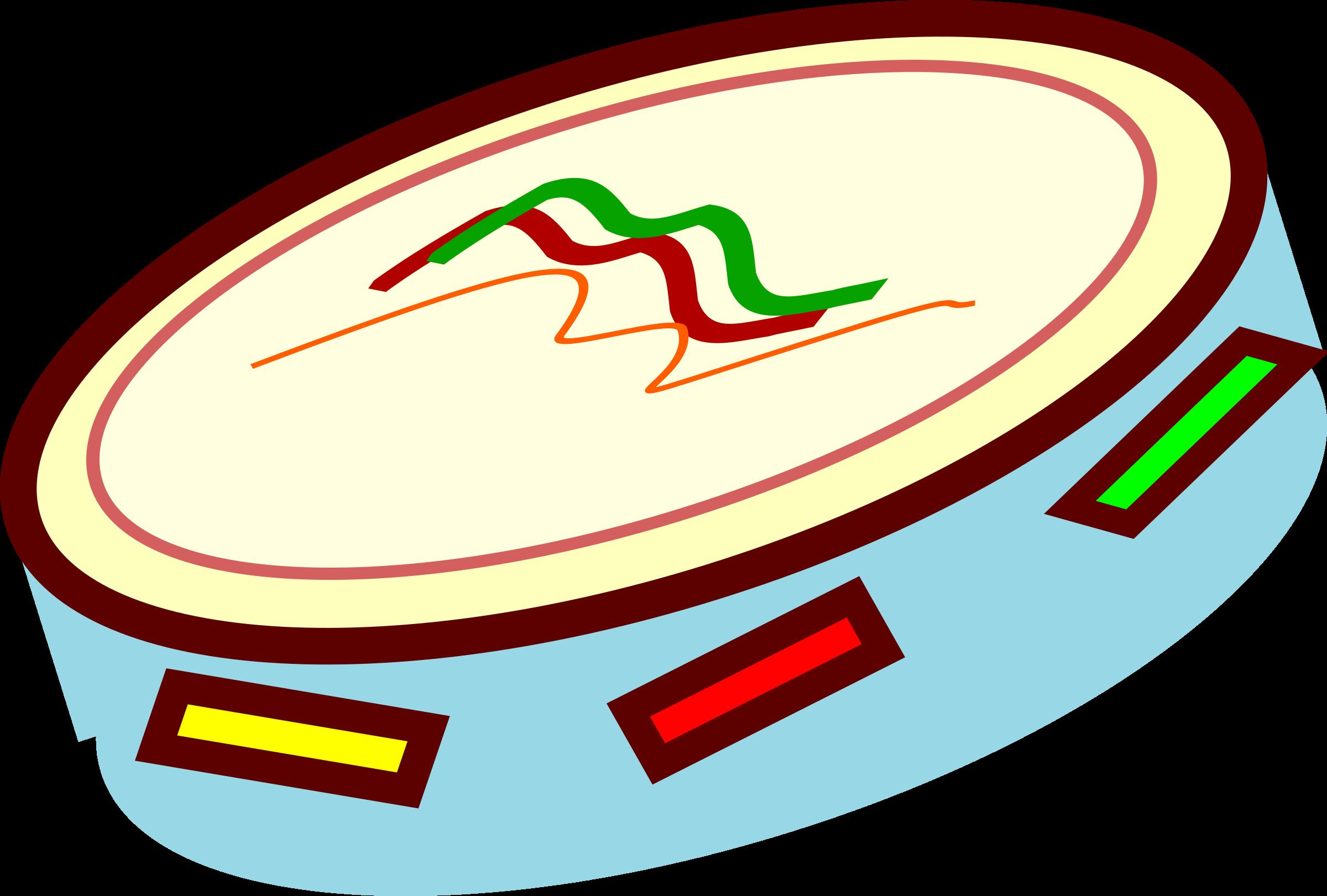 Pandeiro by felipex instrument. Dancer clipart tambourine