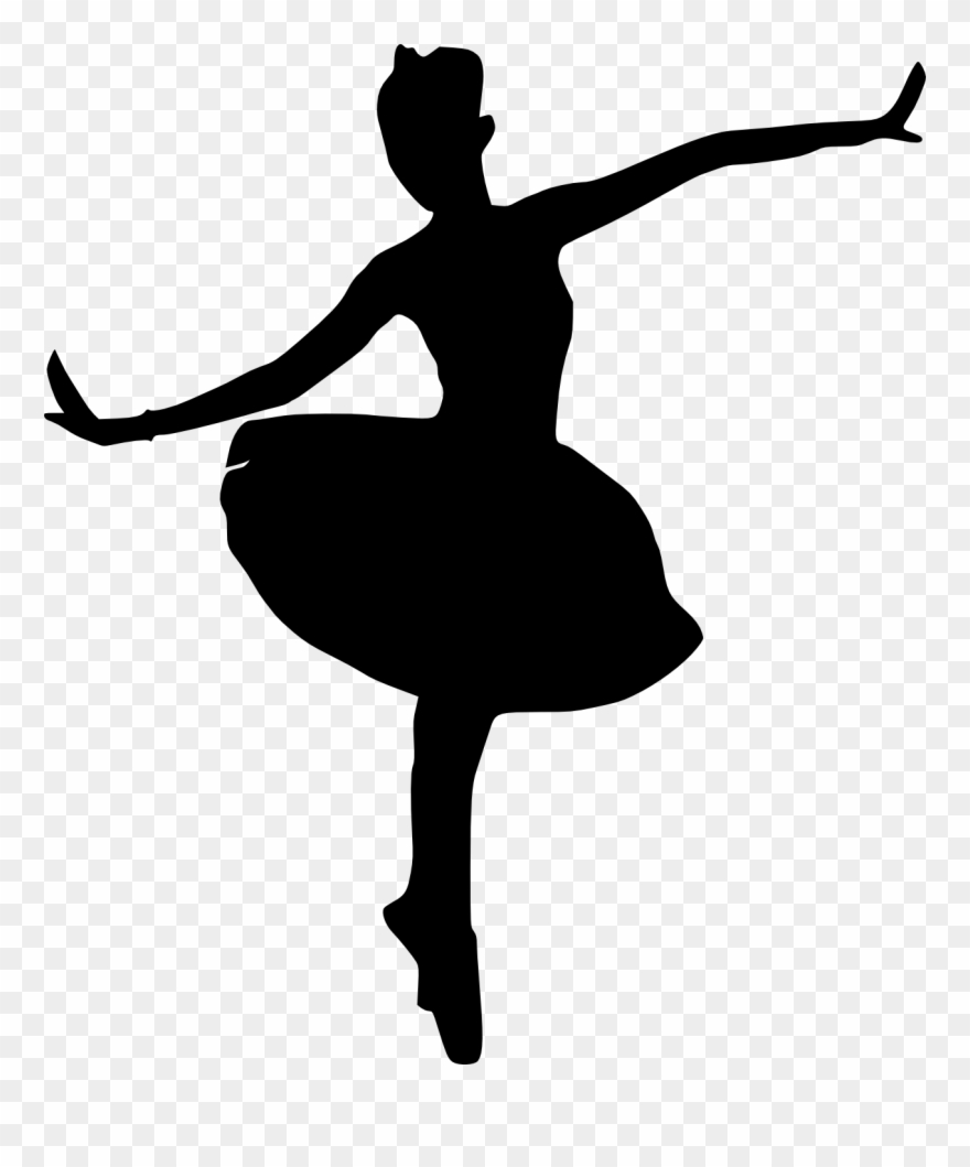 Dancer clipart transparent background. Pointe shoe at getdrawings
